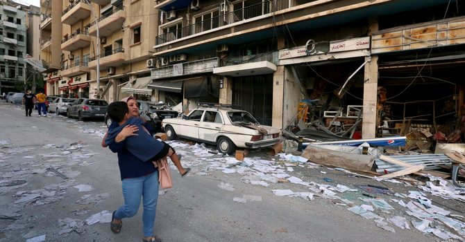 Appeal for Lebanon image