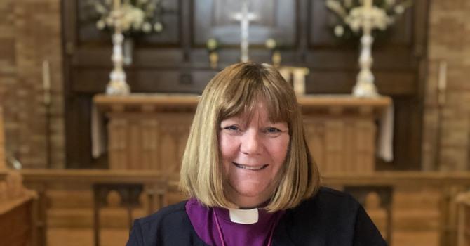 Message from Bishop Jane image