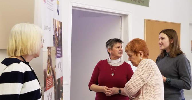 St. Saviour's Engages with Work of PWRDF image