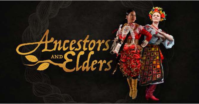 Ukrainian Shumka Dancers presents 'Ancestors and Elders' image