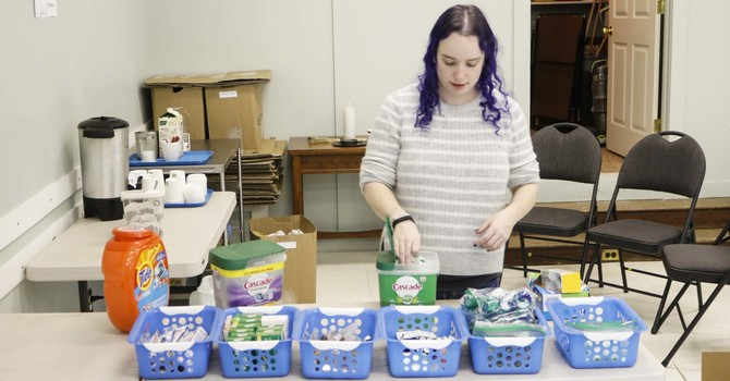 St. Mary's Food Bank  Outreach Featured on Our Edmonton