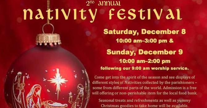Vegreville Community Nativity Festival image