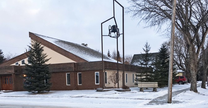 Rural Alberta Church Bells Ring for Peace image