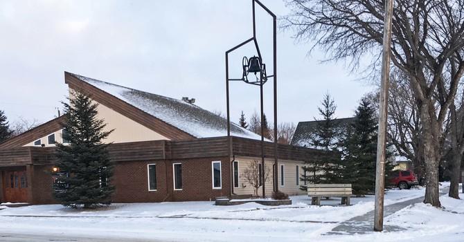 Rural Alberta Church Bells Ring for Peace