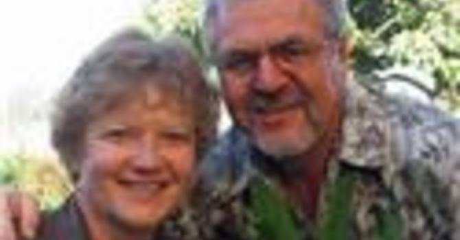 Elmer and Sherry Komant