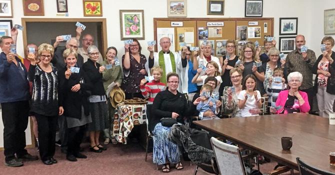 Parishes Raise $7,000 to Assist Buye Seniors image