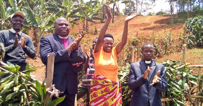Opening Celebration of Kiziba Water Spring image