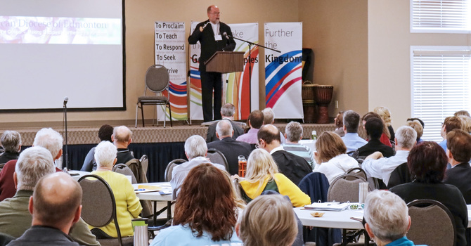 Fr. Michael Lapsley to Lead Diocese on Reconciliation Journey image