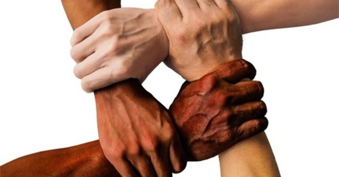 A Response to Racism - COVID-19 image