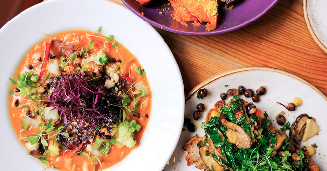 Vegetarian Meals Can Be the Default image
