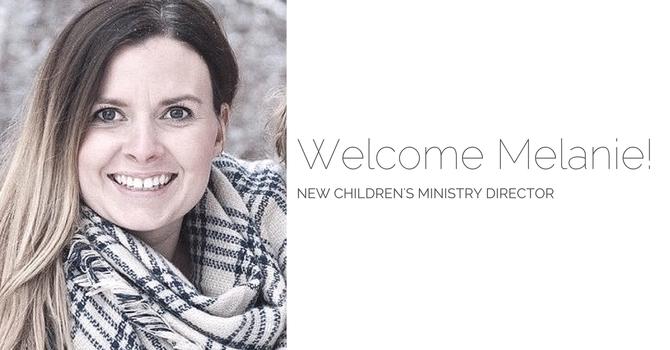 Welcome Melanie! image