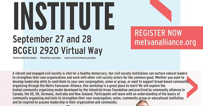 MVA Leadership Institute Sessions
