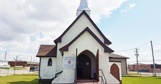St. John the Baptist Welcomes Community