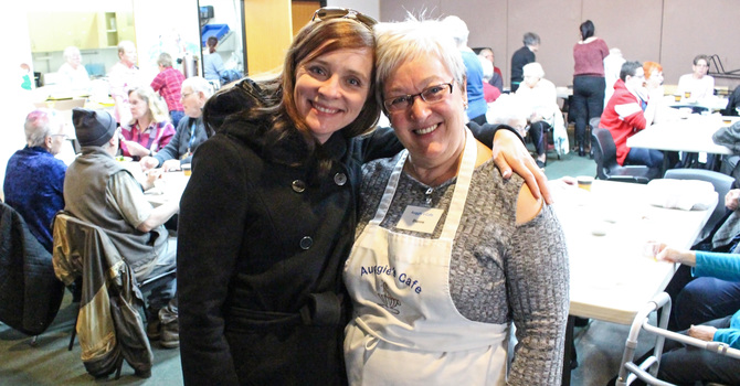 Auggie's Cafe Serving Spruce Grove Neighbours for Seven Years