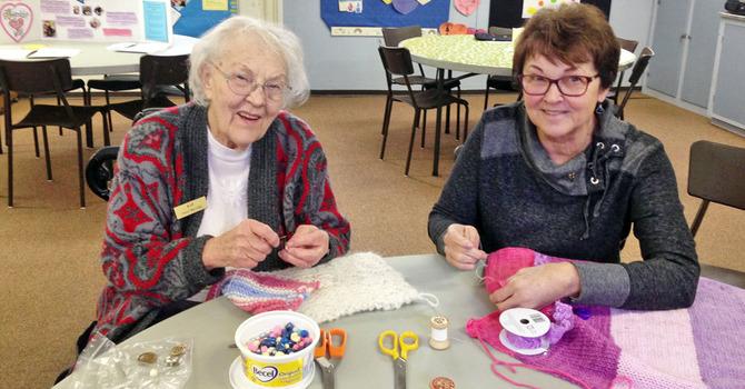 Immanuel ACW Ladies Knit Comfort Cuffs image
