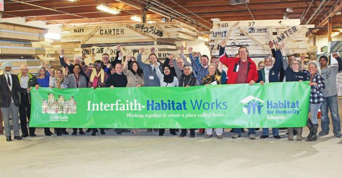 H4H Interfaith Work Project Kick-Off