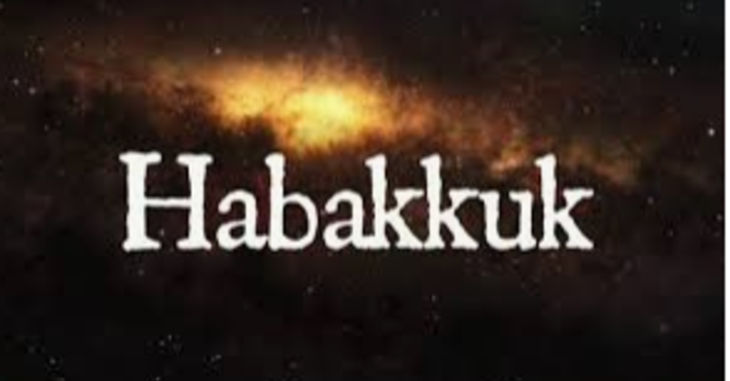 Habakkuk Part 3