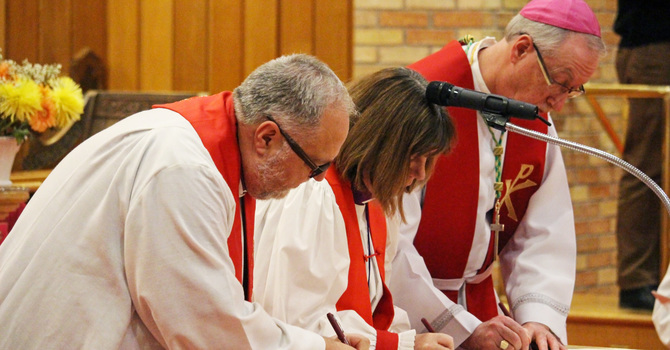 Lutheran, Anglican, Catholic Bishops Launch Ecumenical Initiative