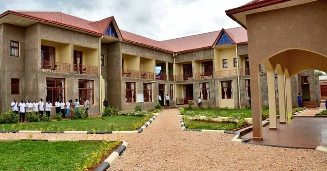 Irembo Centre Guest House Opens in Buye  image