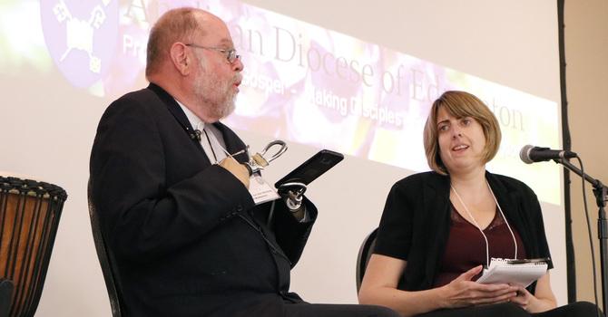 Fr. Michael Lapsley Conversation: Part I image