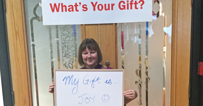 What's Your Gift? image