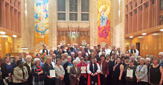 Lay Ministers' Commissioning Service