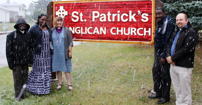Diocese Hosts African Delegation image