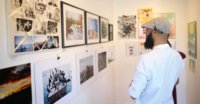 Bleeding Heart Ministry Opens Doors to New Art Space image