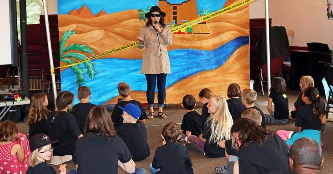 St. Margaret's Hosts Kids Kapers Summer Camp image