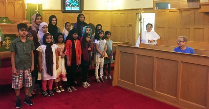 Muslim/Christian Interfaith Journey Continues at Christ Church image