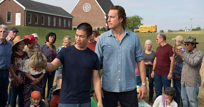 All Saints a Good News Movie image