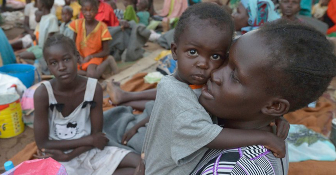 Famine in Africa: What Can You Do? image