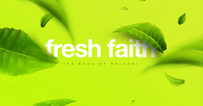 Fresh Faith: Delight and Growth