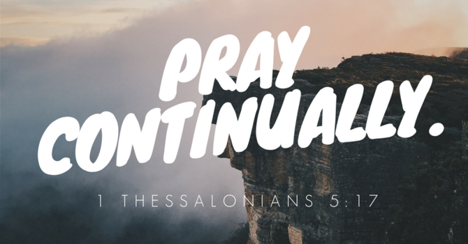 Why Should I Pray? Part 1