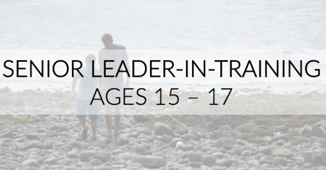 Senior Leader-In-Training