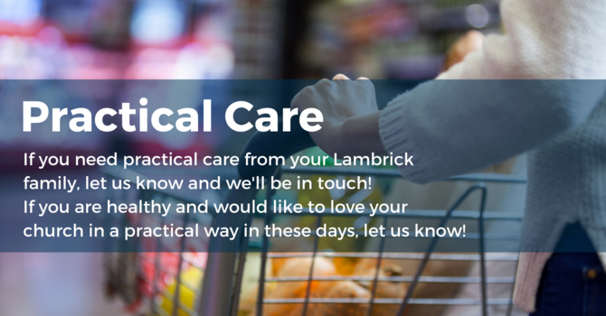 Practical care needs | Requests and offers