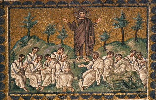 Image result for jesus sermon on the mount