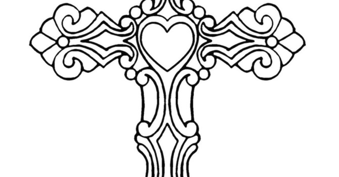 Get your Easter crosses ready image