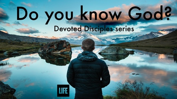 Devoted Disciples series