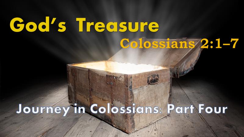 God's Treasure