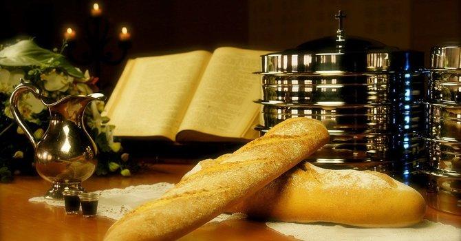 Communion Sunday image