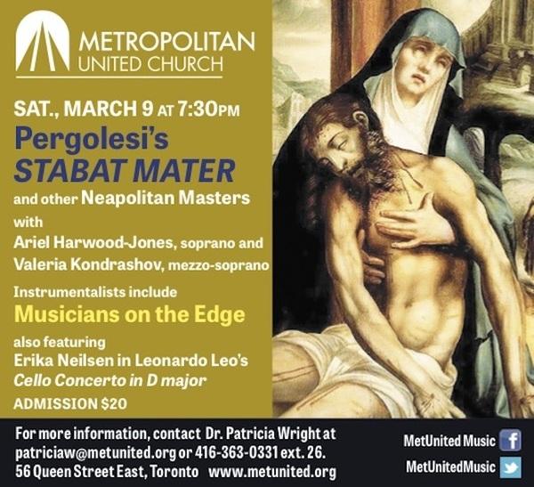 Pergolesi'sStabat Materand other Neapolitan Masters