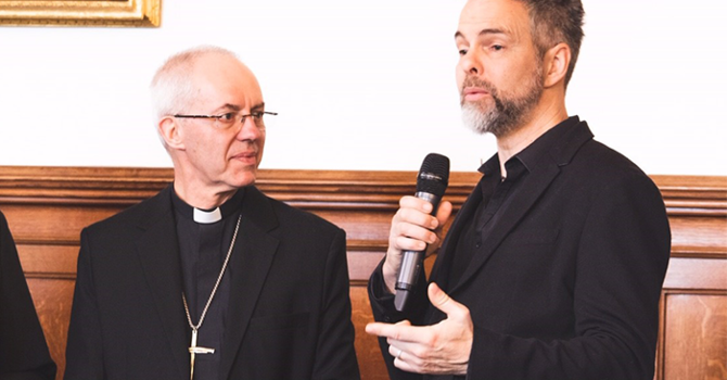 Archbishop of Canterbury launches global prayer initiative image