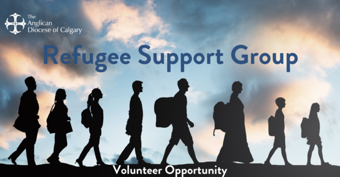 Would you like to volunteer to help with the Refugee Program Monitoring Program? image