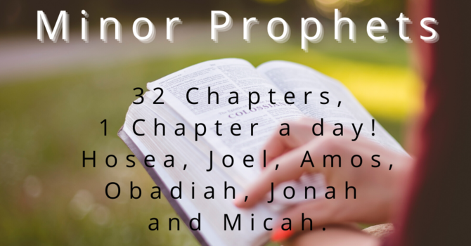 July's Bible Reading image
