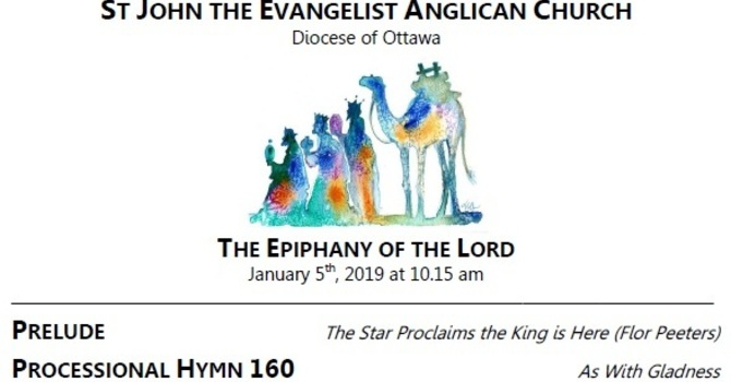 The Epiphany of the Lord