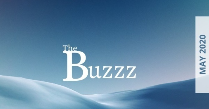 The Buzzz - May Edition Online! image