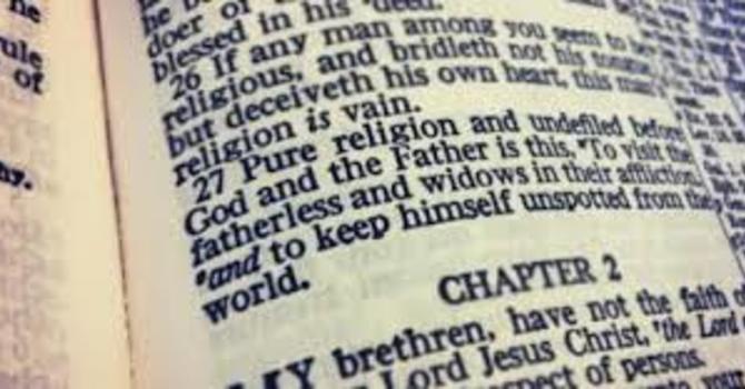 Faith that Works, Through Trials  image