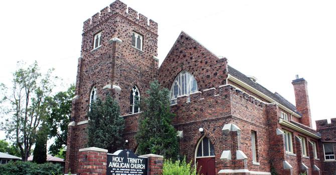 Holy Trinity - Old Strathcona