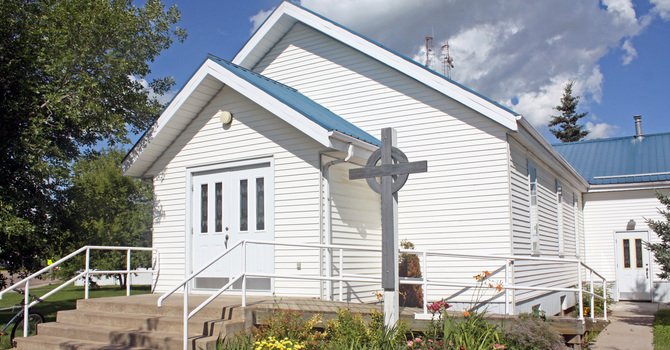 St. Mary the Virgin, Vegreville